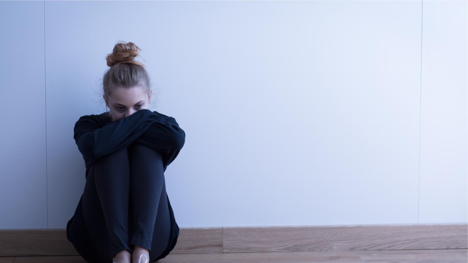 law student shedding mental health stigma