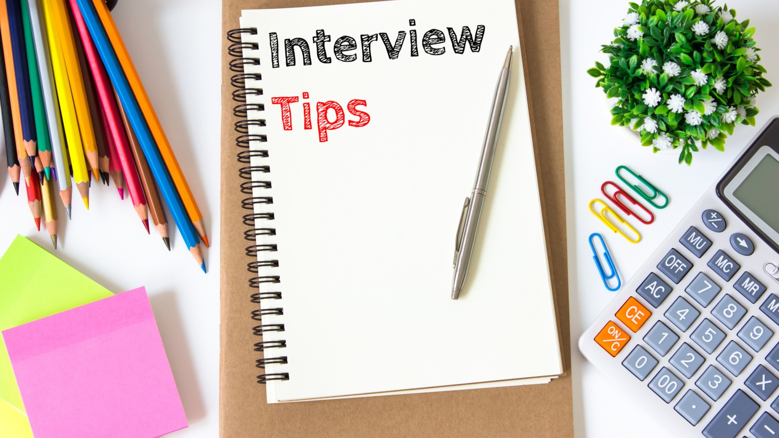 Interview tips for law students.