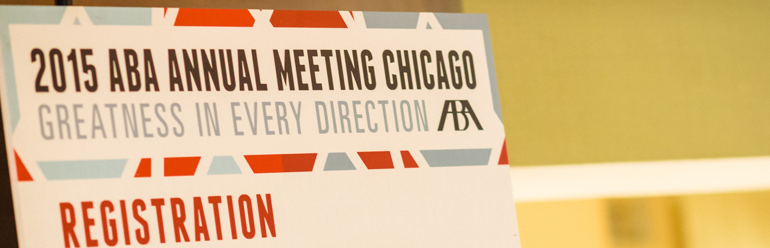 ABA Annual Meeting 2015 - Law Student Division