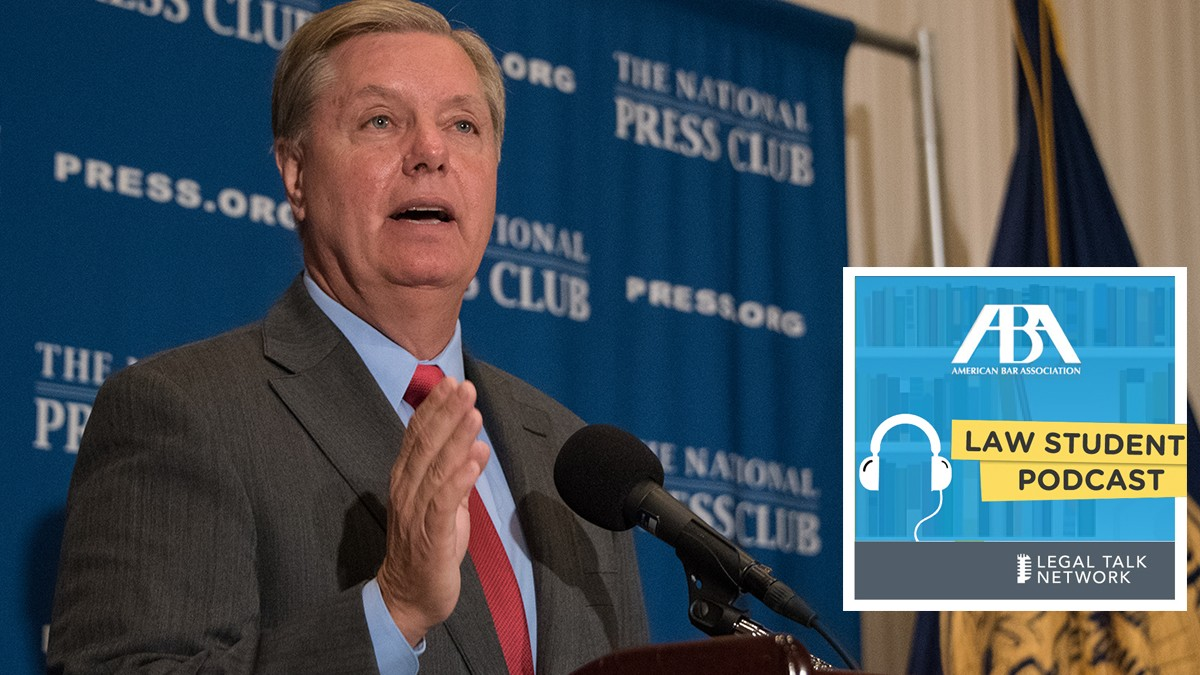 Podcast: Graham - 'a law license is an incredible thing to have'