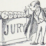 Archive photo of a lawyer cartoon