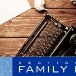 Enter the Section of Family Law Schwab Essay Contest