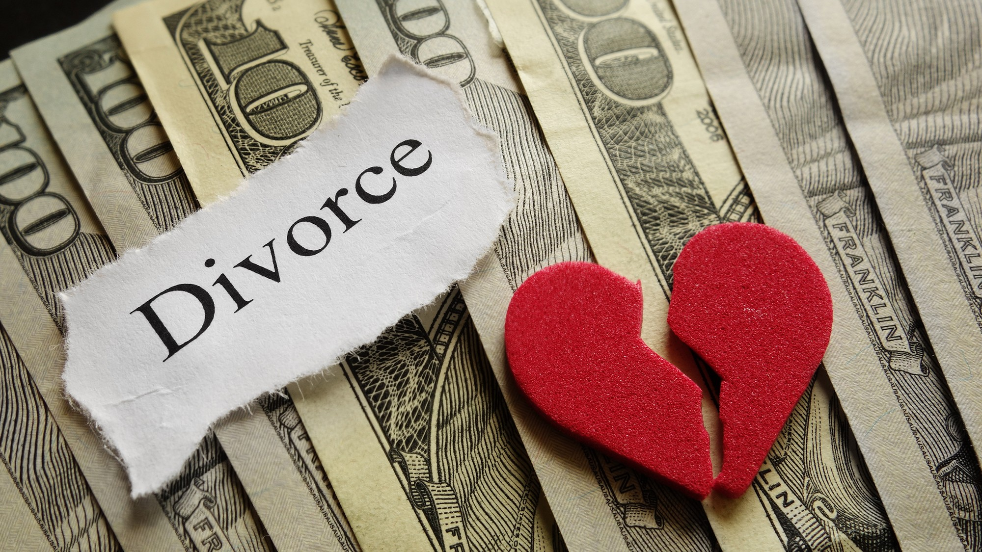 Divorce graphic