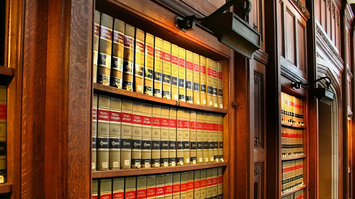 Become a part of legal history – enter the Morris L. Cohen competition