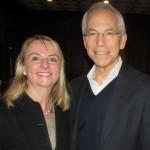 Cindy Cwik and Donald Rosenberg