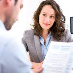 Job Seeker with Resume