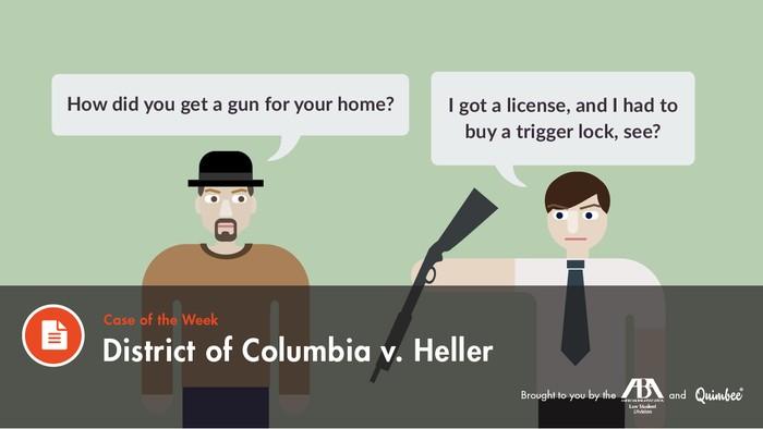 Quimbee: DC v. Heller