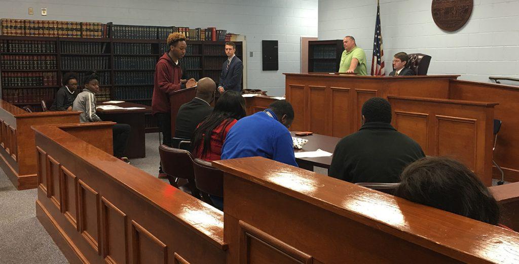 Street Law: Mock Trial