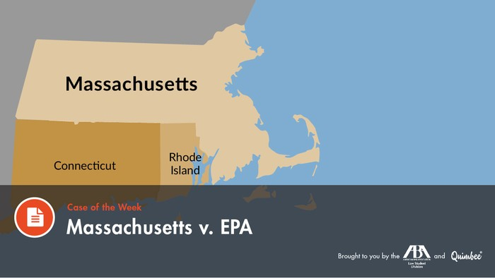 Quimbee: Massachusetts v. EPA