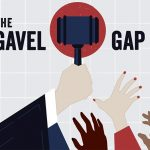 The Gavel Gap