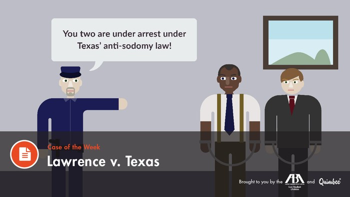 Lawrence v. Texas