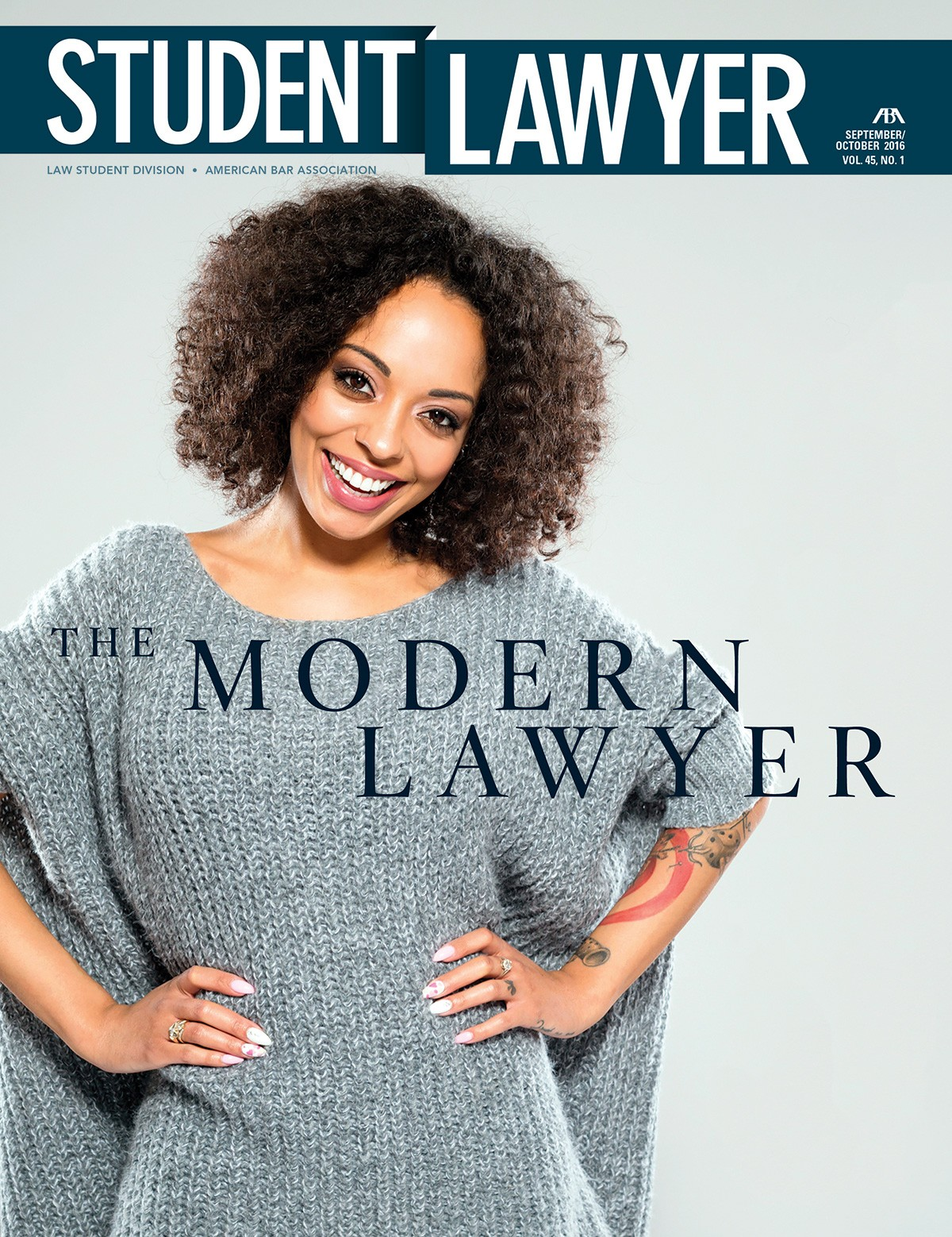 Student Lawyer magazine - ABA for Law Students