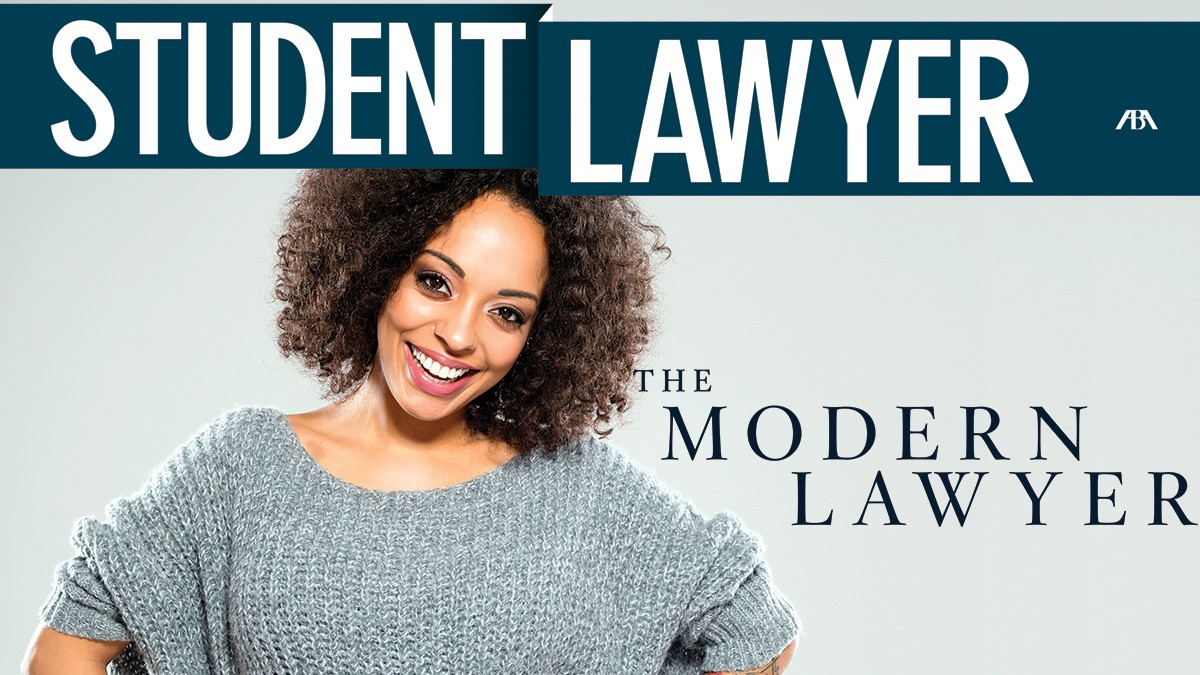 Student Lawyer Magazine September October 2016