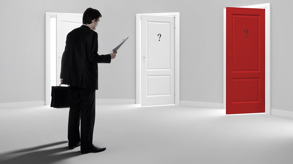Opening Doors & Your network can open doors but you must walk through them - ABA ...