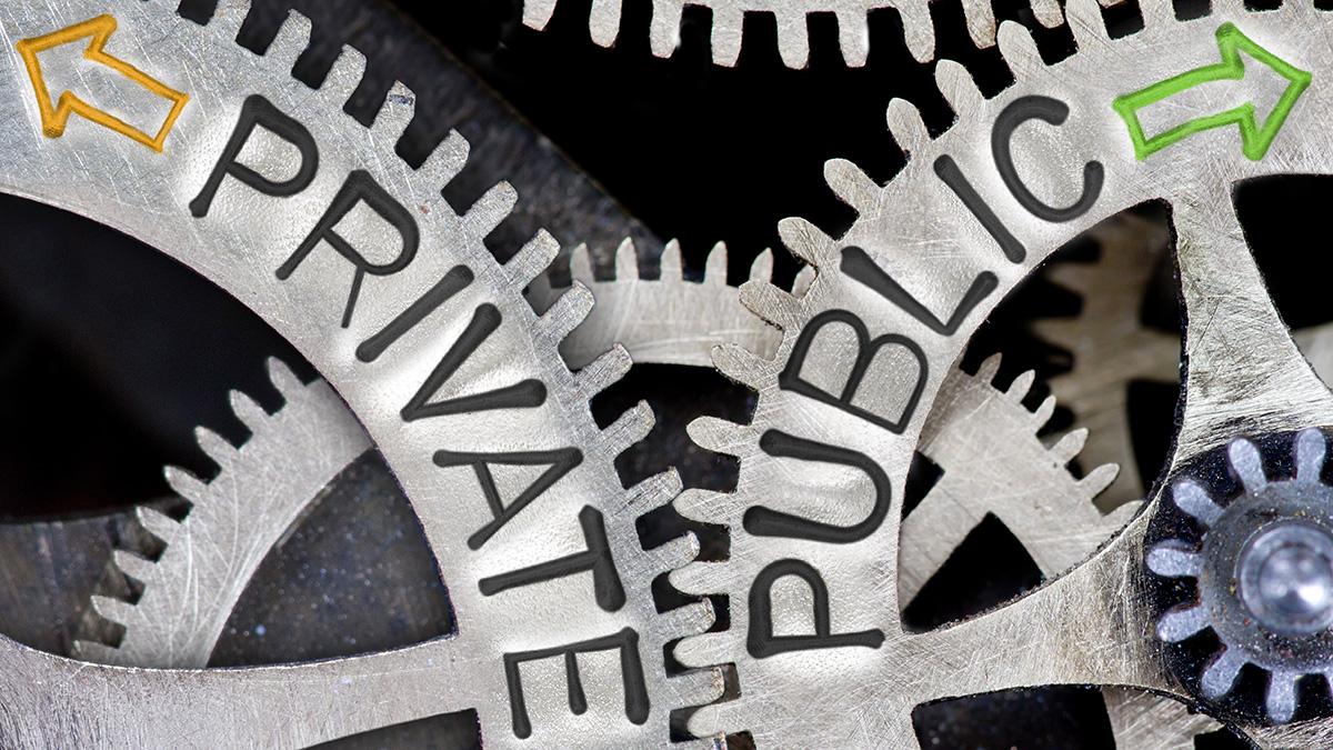 Private vs. Public Practice