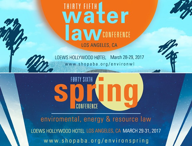Environmental Law Conferences