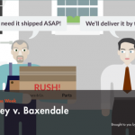 Hadley v. Baxendale