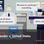 Alexander v United States