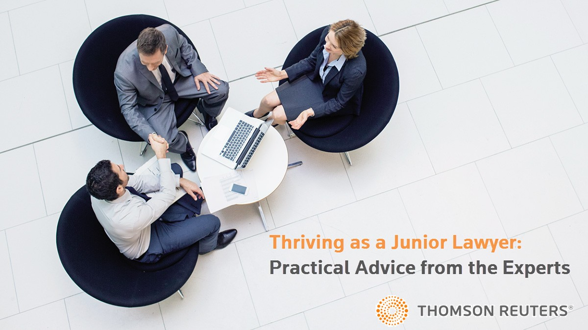 Expert Advice Webinar: Thriving as a Junior Lawyer - ABA for