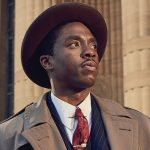 Chadwick Boseman as Thurgood Marshall