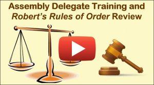 Roberts Rules