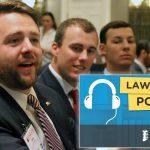 John Weber, Law Student Podcast