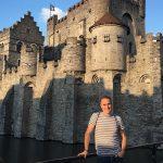 Castle Gravensteen: Gent, Belgium