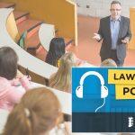 Law Student Podcast Benjamin Davis
