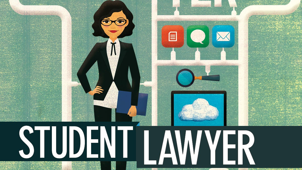 Student Lawyer Cover - Nov Dec. 2017