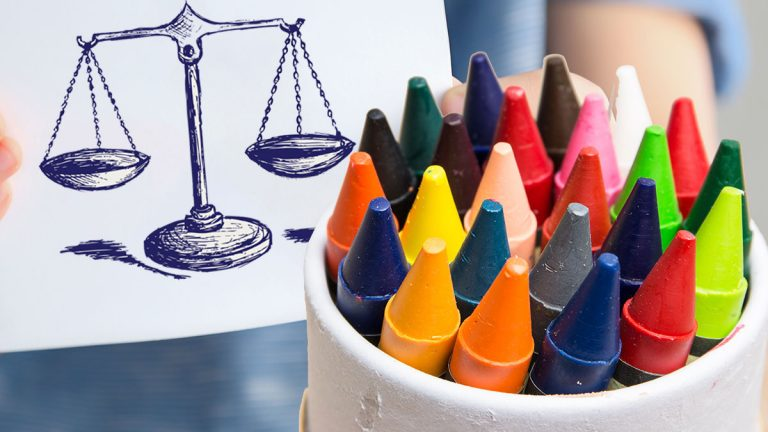 Transactional Law Coloring Book