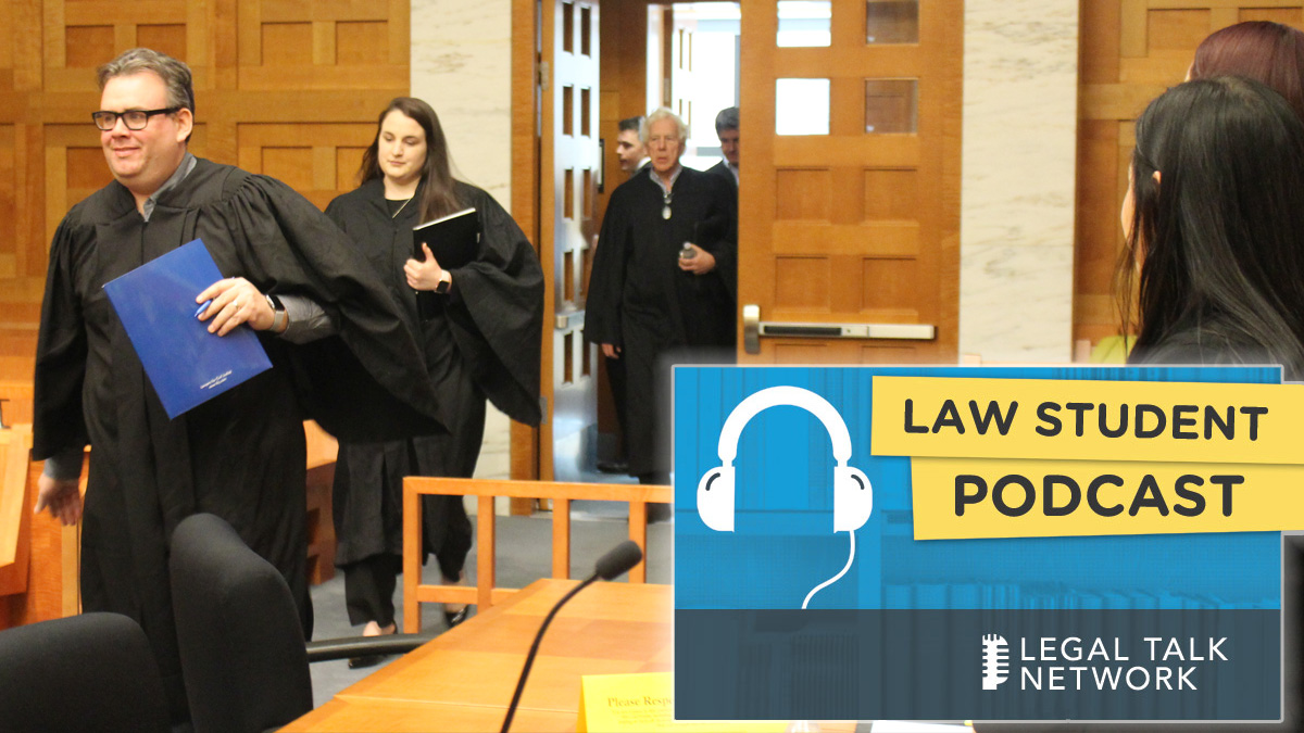 Judge-Podcast