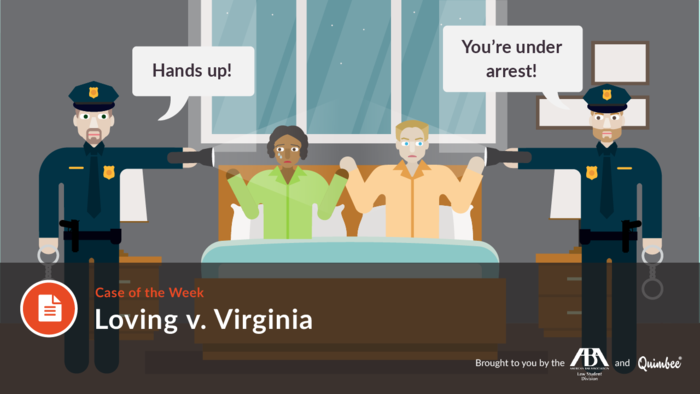 Quimbee: Loving v. Virginia