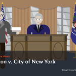 Quimbee: Clinton v. City of New York