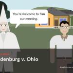 Quimbee: Brandenburg v. Ohio