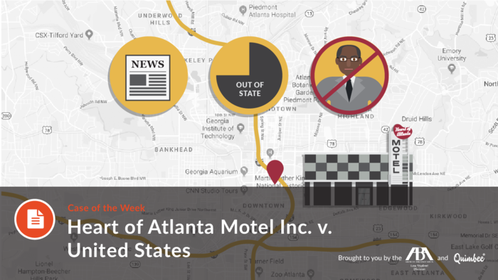 Quimbee: Heart of Atlanta Motel Inc. v. United States