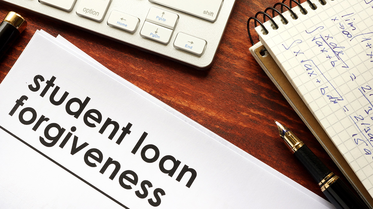 Don't plan on student loan forgiveness, law students - ABA for Law ...