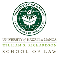 University of Hawai'i at Mānoa William S. Richardson School of Law