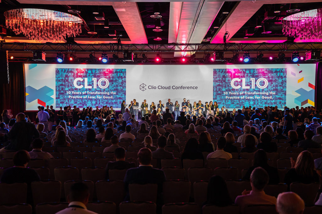 Clio Cloud Conference