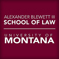 Alexander Blewett III School of Law Search Alexander Blewett III School of Law University of Montana