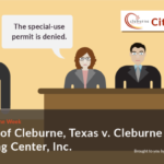Quimbee City of Cleburne v Cleburne Living Center