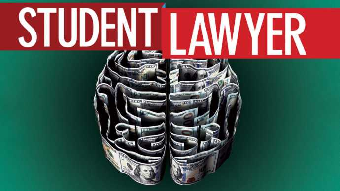 Student Lawyer Front Cover