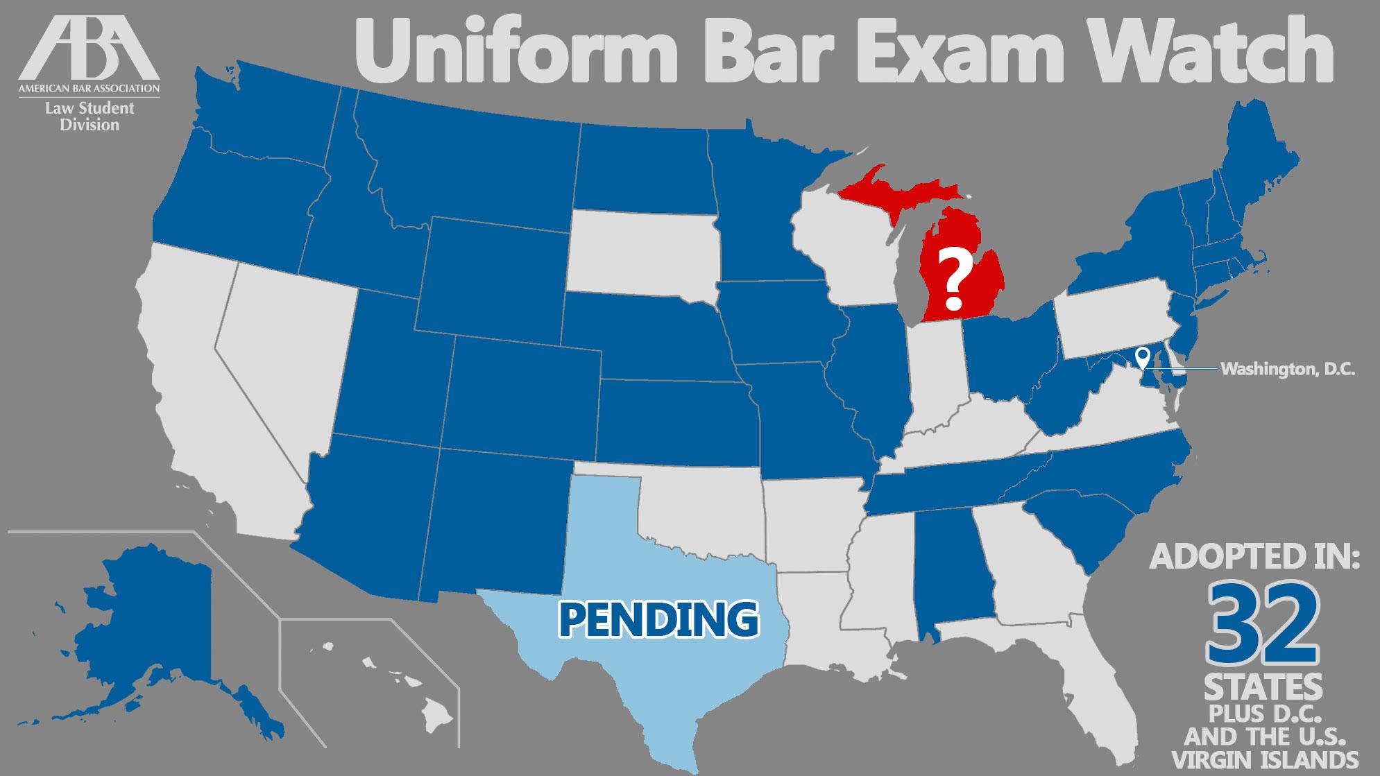 Uniform Bar Exam Michigan