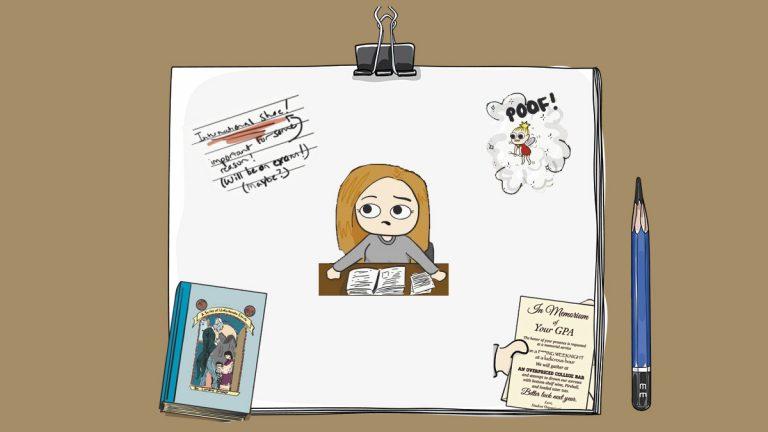 AmandaPanda Comics