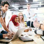 Diverse Innovation Staff
