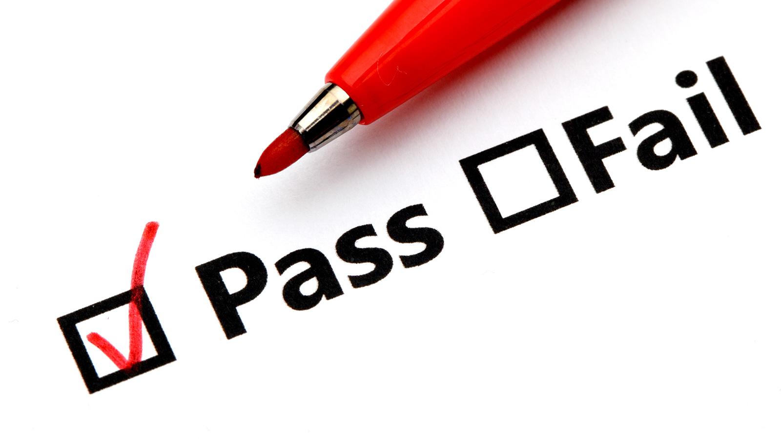 Pass Fail