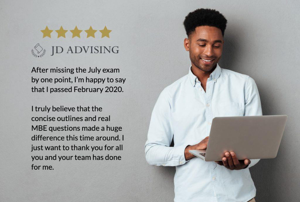 JD Advising - Pass the Bar Exam