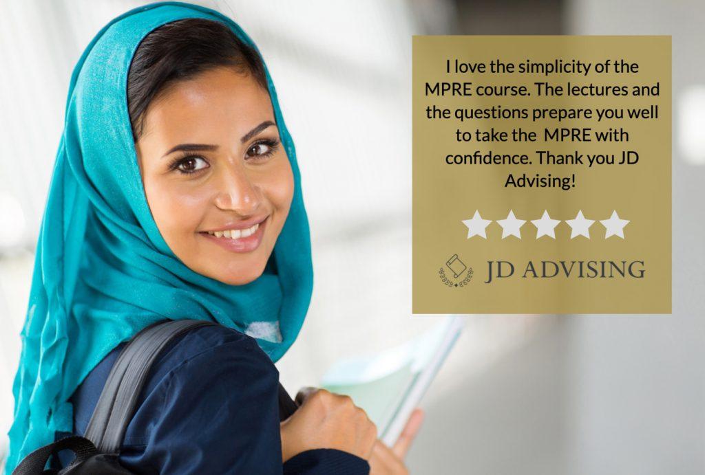 JD Advising: Pass the MPRE