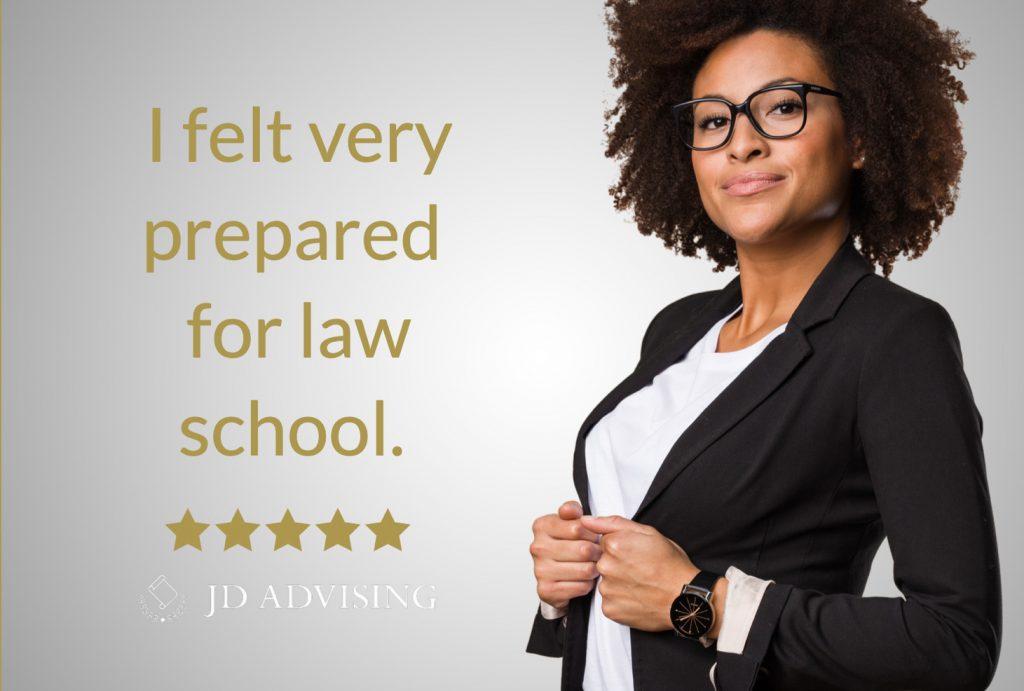 JD Advising: Simplify the Law