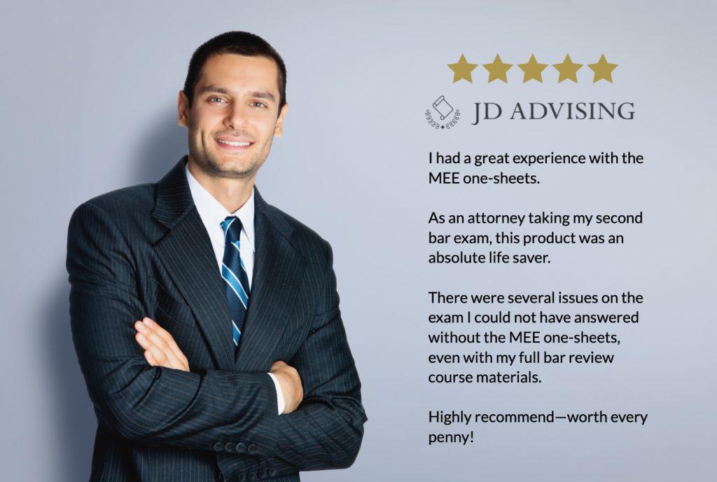 JD Advising - Supplements
