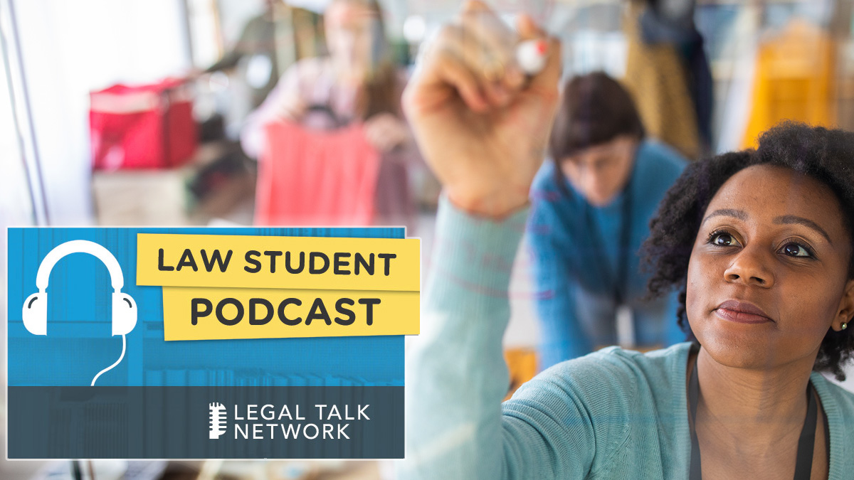 Law Student Podcast